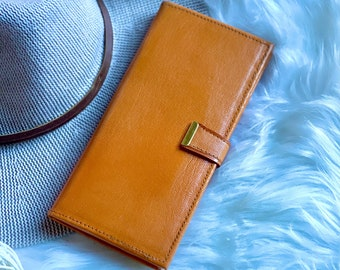 Authentic leather womens wallets* wallets for women*gifts for her