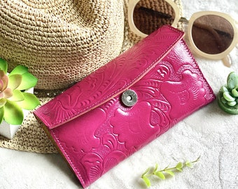 Handmade authentic leather wallets for women -woman purse -leather wallet women -woman wallet -leather wallet -wallet - gifts for her