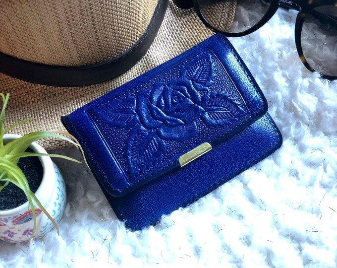 Women's Wallets - Vintage Style Small Purse - Travel Wallet - Gift for her - wallets for women