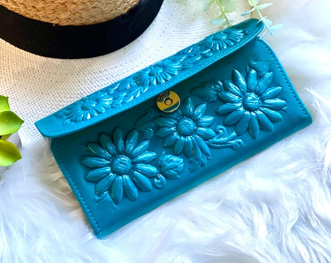Leather wallets for her- women's wallets - leather woman wallets - gifts for her