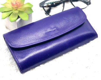 Leather Wallets for Women*Wallet Leather Woman*Leather Wallets for Women*Handmade* Birthday Gifts for her*Trifold Wallet *Credit Card