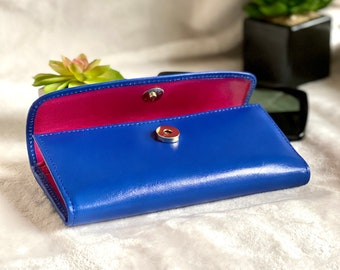 woman leather wallet * Woman Leather wallet * Authentic Leather Wallet