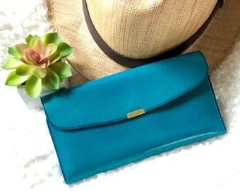 Leather  woman wallet- Handmade Slim Wallet- Classic leather wallet - gift for her - wallets for her