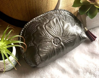 Coin Purse leather*Small Leather pouch*Medicine bag*Small women gifts*Essential oil pouch*Leather jewerly bag*Tiny leather pouch * Pouch Bag