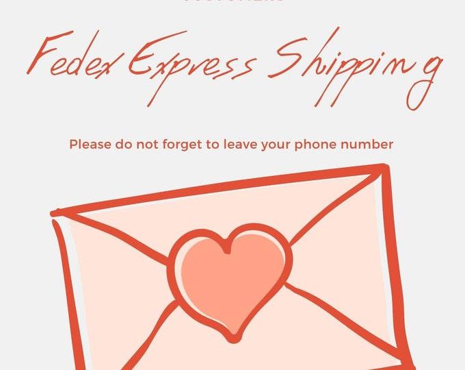 Fedex International Shipping Upgrade