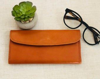 de1d7b371d Saddle Woman Wallet Leather Woman Wallet Wallets for Women Minimalist Wallet Vintage  Style Long Wallet Trifold Wallet