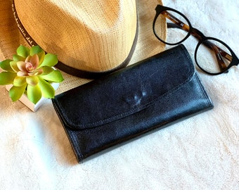 Handmade Authentic leather wallets for  women- Women's Wallet- Trifold Wallet- Wallets for Woman- Gift for Her