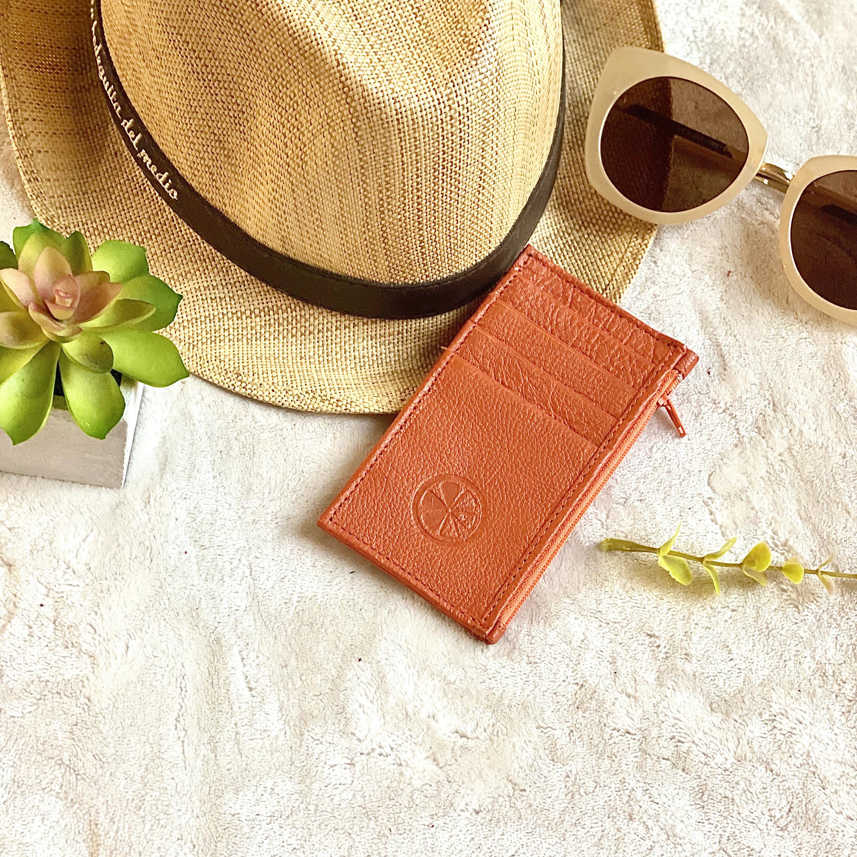 handmade leather card holder  card holder  card holder
