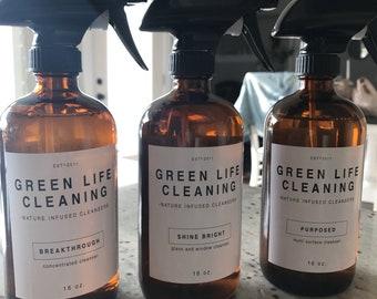 Green Life Cleanser starter pack