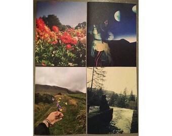 Gypsy Farmer Blank Note Card Set