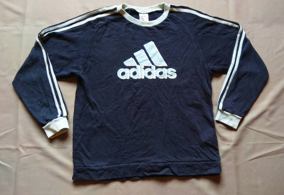 adidas equipment vintage sweatshirt