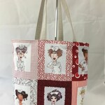 Nifty Nurses tote bag