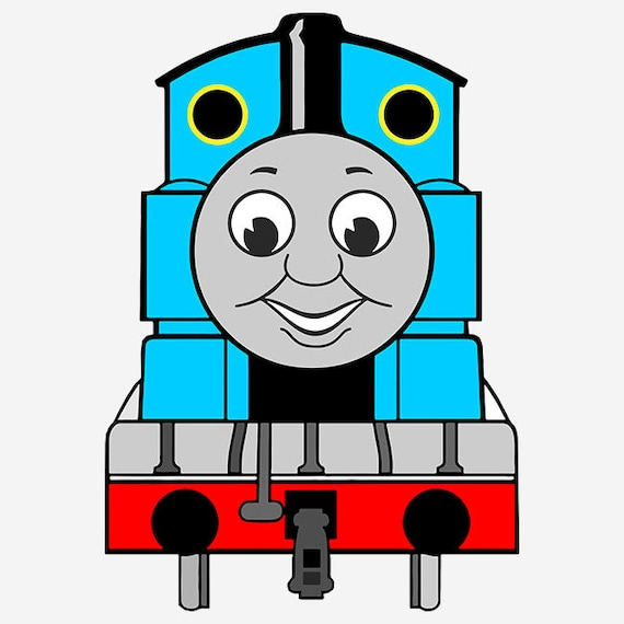 f5c8d9c934 Thomas The Train SVG Collection Thomas The Train DXF | Etsy