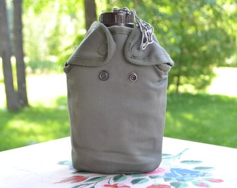 Wwii canteen   Etsy