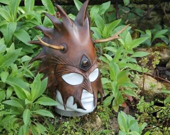 Jotunn - Leather mask