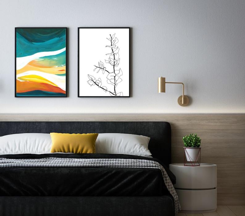 A3 or A4 print Aurora Dawn