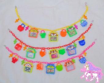Toys necklace | decora kawaii harajuku