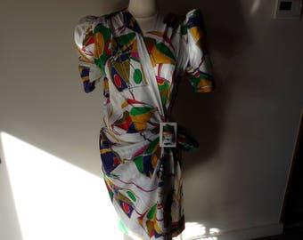 Stunning dress 80's Pierre Balmain