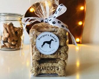 Coconut Crunch Dog Treats