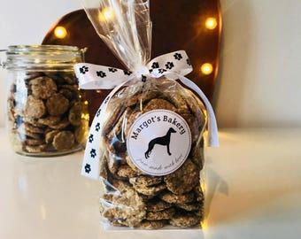 Sardine Oatcakes Dog Treats
