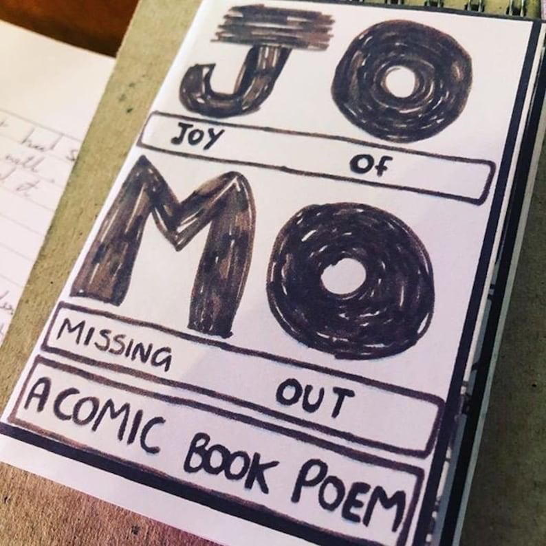 Jomo  Joy of Missing Out image 0