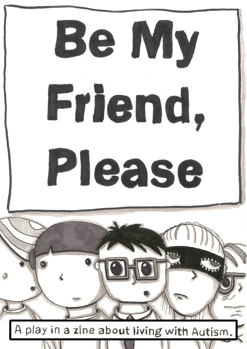 Be My Friend Please image 0