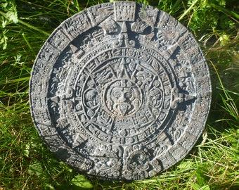 Aztec Mayan Calendar Wall Hanging