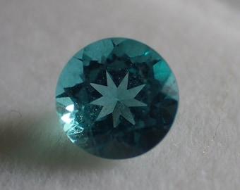 Neon Blue Apatite, 0.77ct.