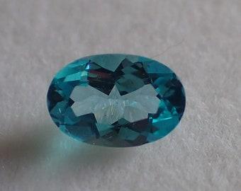 Neon Blue Apatite, 0.48ct.