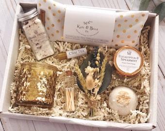 Mothers Day Gift Box u2022 Mom Gift u2022 Bridesmaid Gift Box u2022 Birthday Gift Box u2022 Spa Gift Box u2022 Gift for Her u2022 Best Friend Gift u2022 New Mom Gift & New mom gift box | Etsy