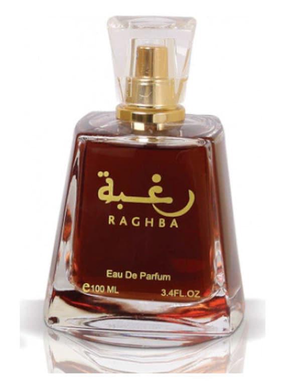 Raghba Lattafa Perfumes For Women And Men Eau De Parfum 100 Ml Etsy