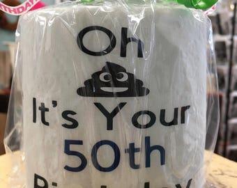 Oh S*** It's Your Birthday