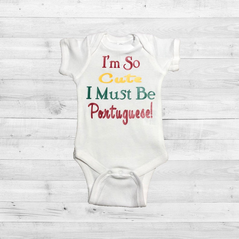 Amdesco Yes Im Cute Its Ok to Look Infant T-Shirt
