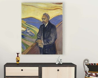 The Scream 1893  Edvard Munch Fine Art Painting Poster Repro FREE S//H