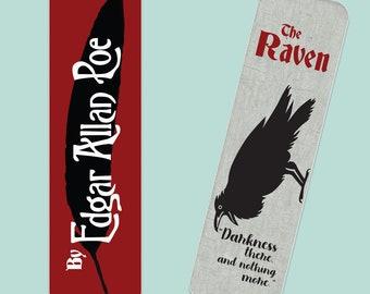 The Raven by Edgar Allan Poe Bookmark