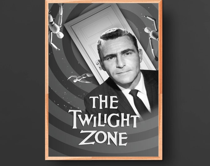 The Twilight Zone Poster (1959)