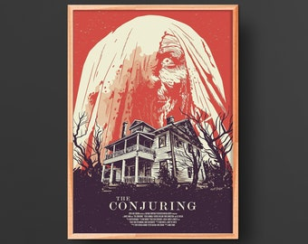 The Conjuring Movie Poster (2013)