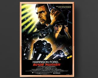 Blade Runner Movie Poster (1982)