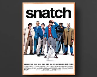 Snatch Movie Poster #2 (2000)