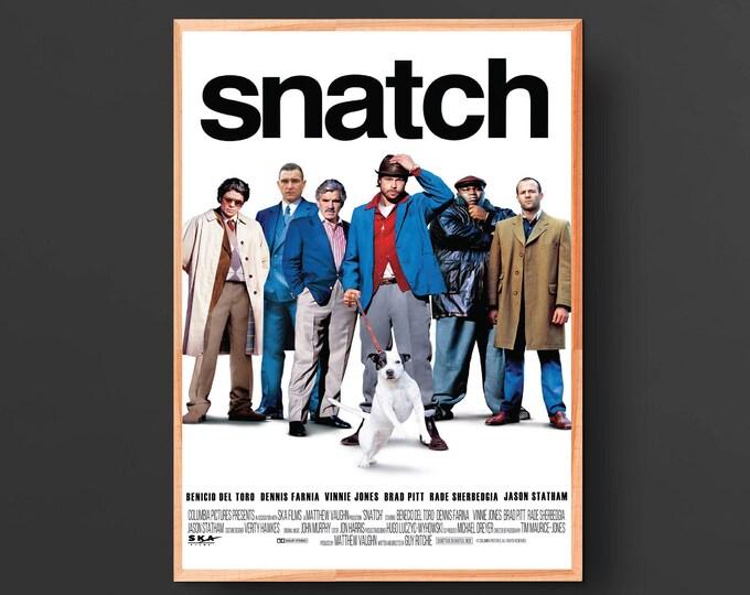 Snatch Movie Poster #2 (2000)
