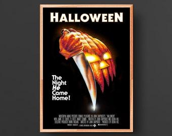 Halloween Movie Poster (1978)