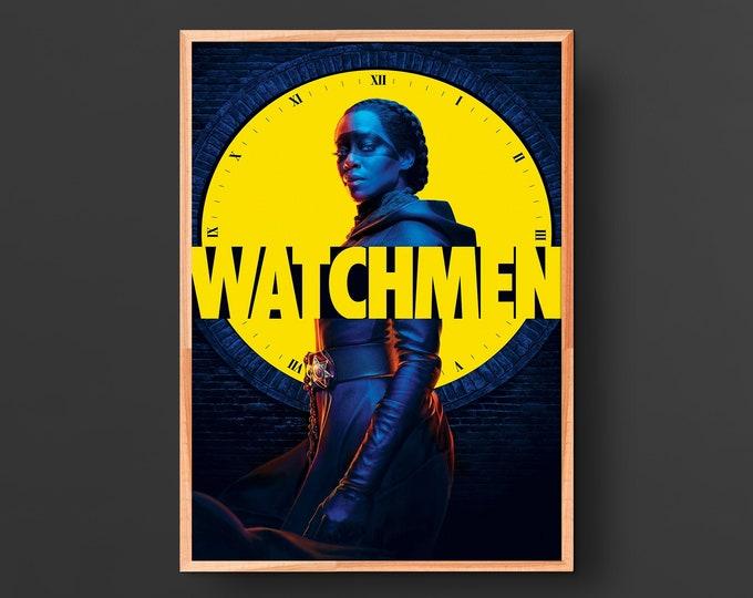 Watchmen Poster (2019)