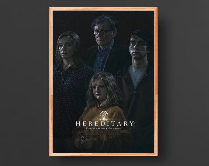 Hereditary Movie Poster (2018)