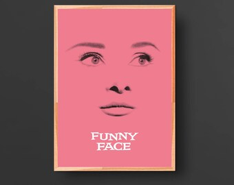 Funny Face Movie Poster (1957)