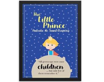The Little Prince by Antoine de Saint-Exupéry Bookmark