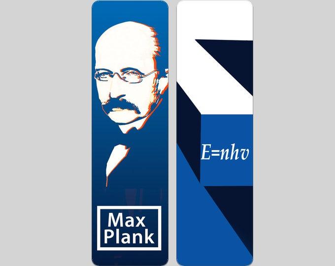 Max Planck Bookmark