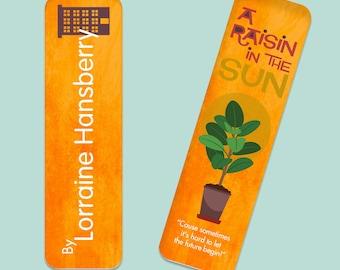 Raising Sun- Lorraine Hansberry Bookmark