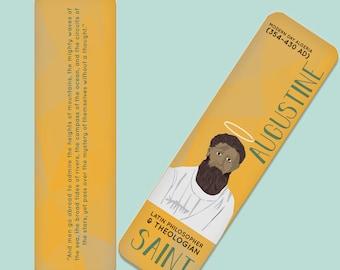 St. Augustine Indestructible  Bookmark