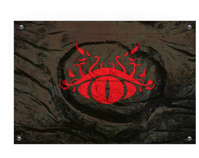 Mordor (Lord of the Rings) Flag Wall Decor