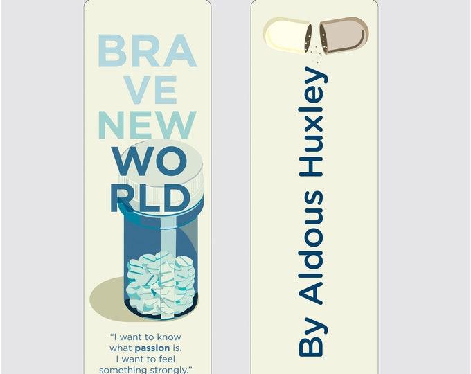 Brave New World - Aldous Huxley Bookmark